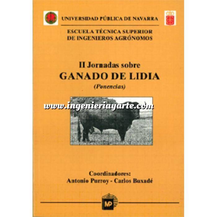Imagen Toros y Tauromaquia II jornadas sobre ganado de Lidia