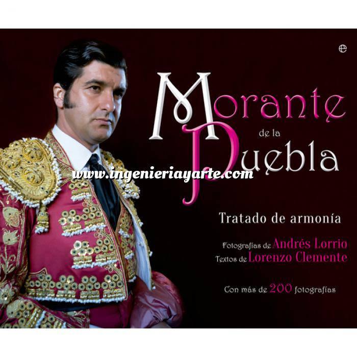 Imagen Toros y Tauromaquia Morante de la Puebla. Tratado de armonía
