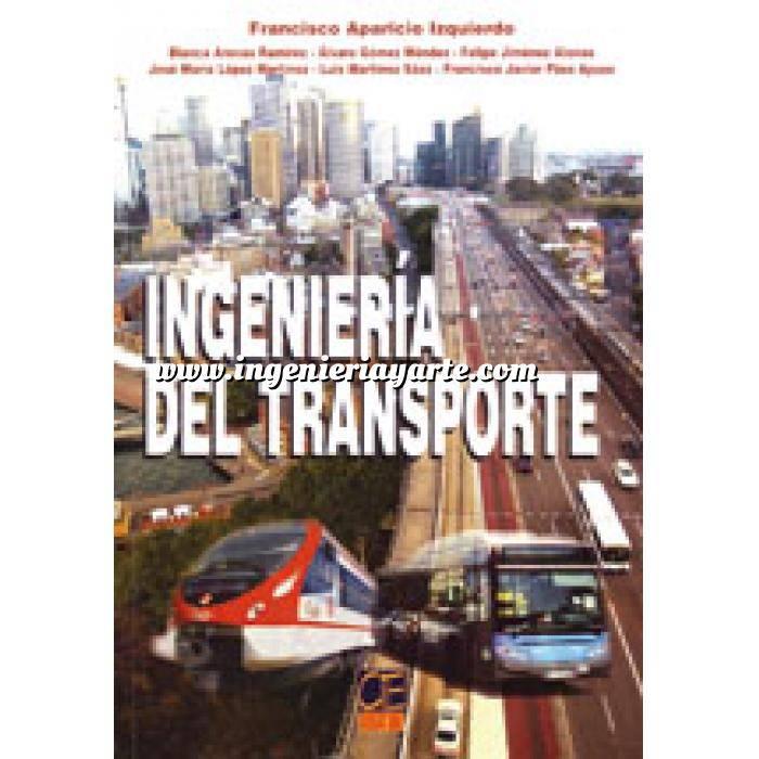 Imagen Tráfico y movilidad Ingeniería del transporte