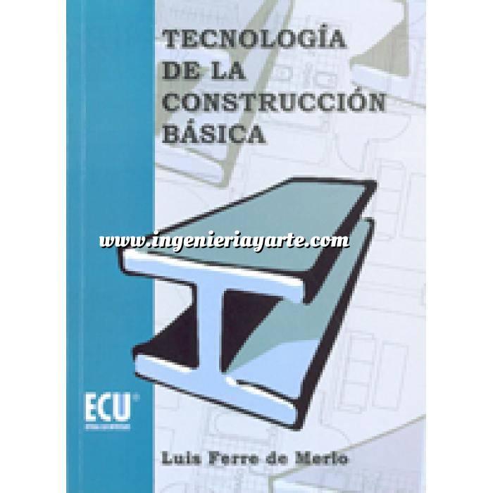 Imagen Tratados Tecnología de la construcción básica