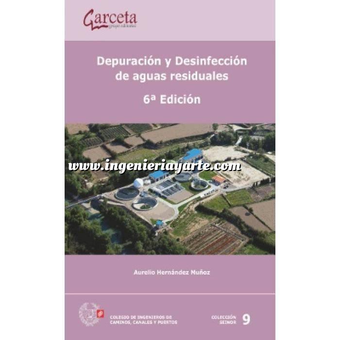 Imagen Tratamiento y depuración de aguas Depuración y desinfección de aguas residuales