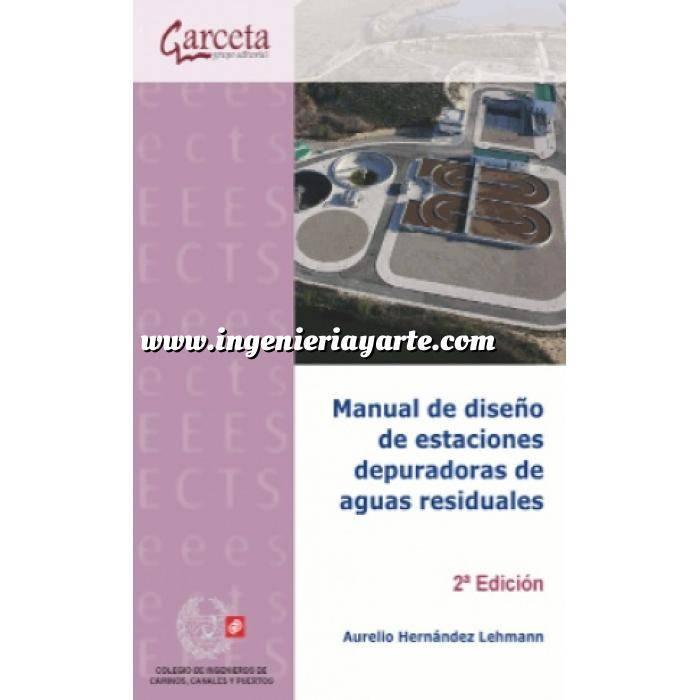 Imagen Tratamiento y depuración de aguas Manual de diseño de estaciones depuradoras de aguas residuales