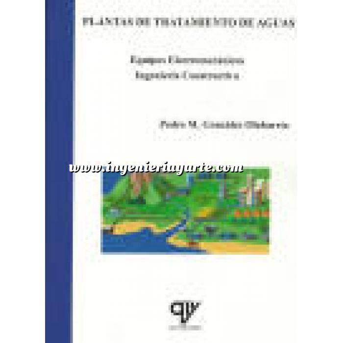 Imagen Tratamiento y depuración de aguas Plantas de tratamiento de aguas.Equipos electromecánicos.Ingeniería constructiva