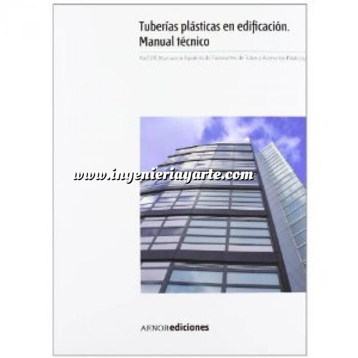 Imagen Tuberías Tuberías plásticas en la edificación.manual técnico