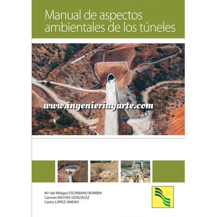 Imagen Túneles y obras subterráneas Manual de aspectos ambientales de los túneles