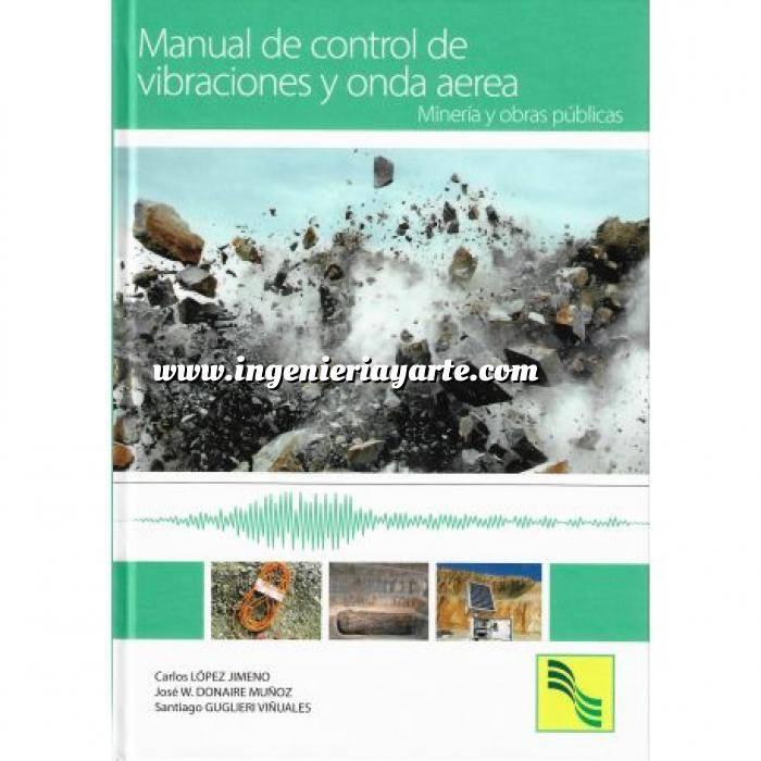 Imagen Túneles y obras subterráneas Manual de control de vibraciones y onda aerea.