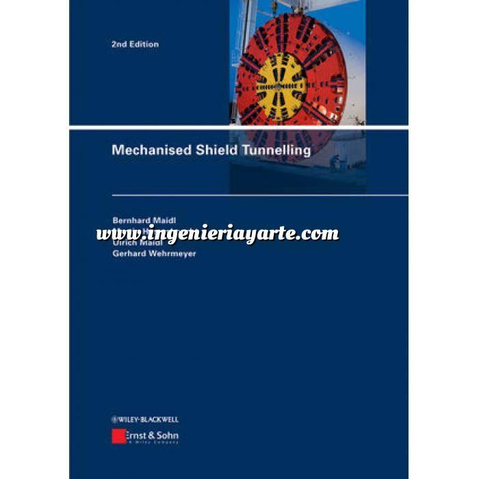 Imagen Túneles y obras subterráneas Mechanised Shield Tunnelling