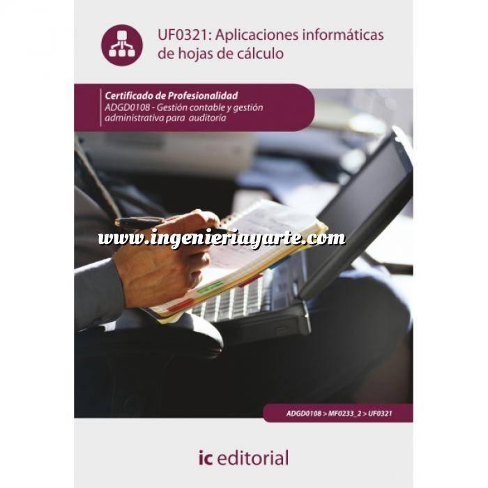 Imagen act. de gestión administrativa Aplicaciones informáticas de hojas de cálculo
