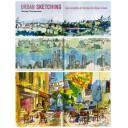 Diseño urbano - Urban Sketching. Guía completa de técnicas de dibujo urbano