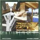 Estructuras de madera - Construcción de estructuras de madera