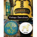 Modernismo - Vintage Barcelona