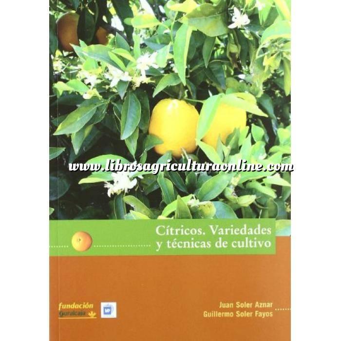 Imagen Citricultura Cítricos: Variedades y técnicas de cultivo