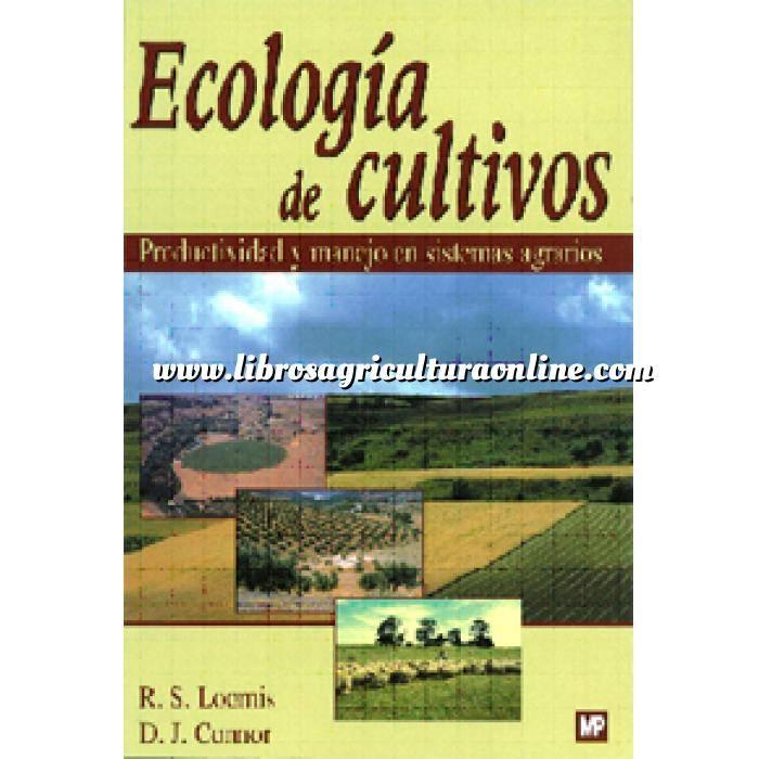 Imagen Cultivos Herbáceos Ecología de cultivos. Productividad y manejo en sistemas agrarios
