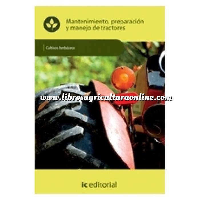 Imagen Cultivos Herbáceos Mantenimiento, preparación y manejo de tractores