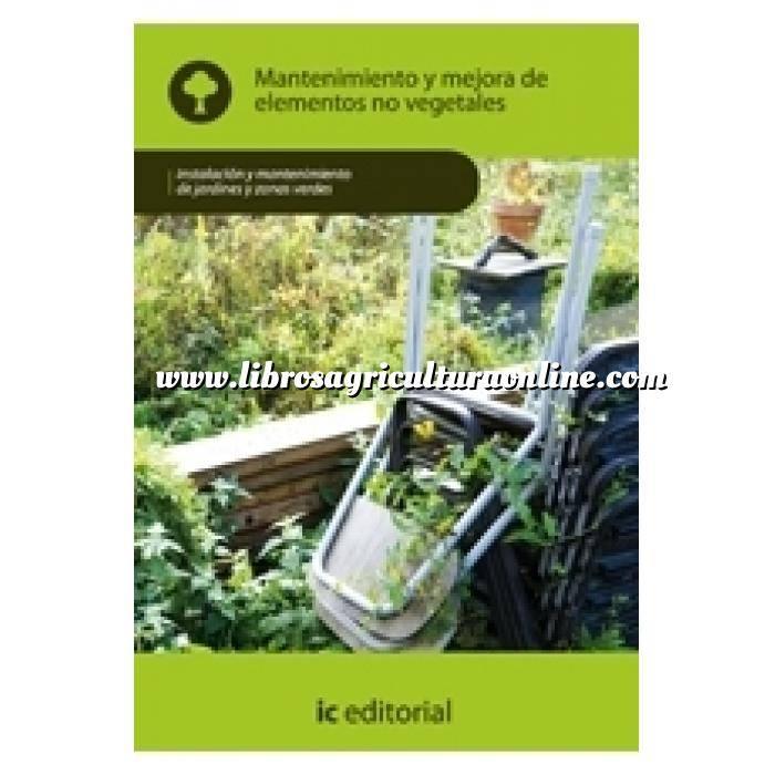Imagen Cultivos Herbáceos Mantenimiento y mejora de elementos no vegetales