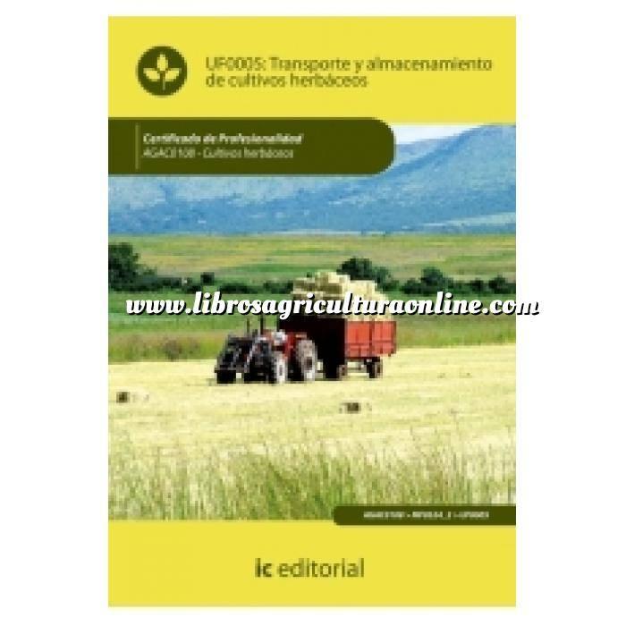 Imagen Cultivos Herbáceos Transporte y almacenamiento de cultivos herbáceos
