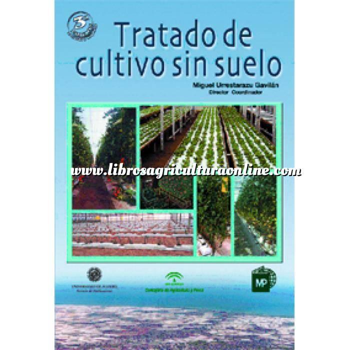 Imagen Cultivos Hidropónicos Tratado de cultivo sin suelo