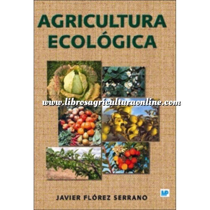 Imagen Cultivos Industriales Agricultura ecológica. Manual y guía didáctica