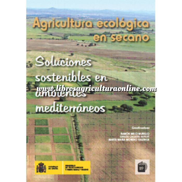 Imagen Cultivos Industriales Agricultura ecológica de secano