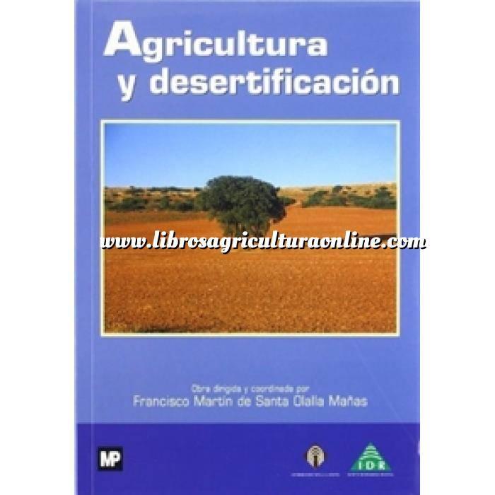 Imagen Cultivos Industriales Agricultura y desertificación