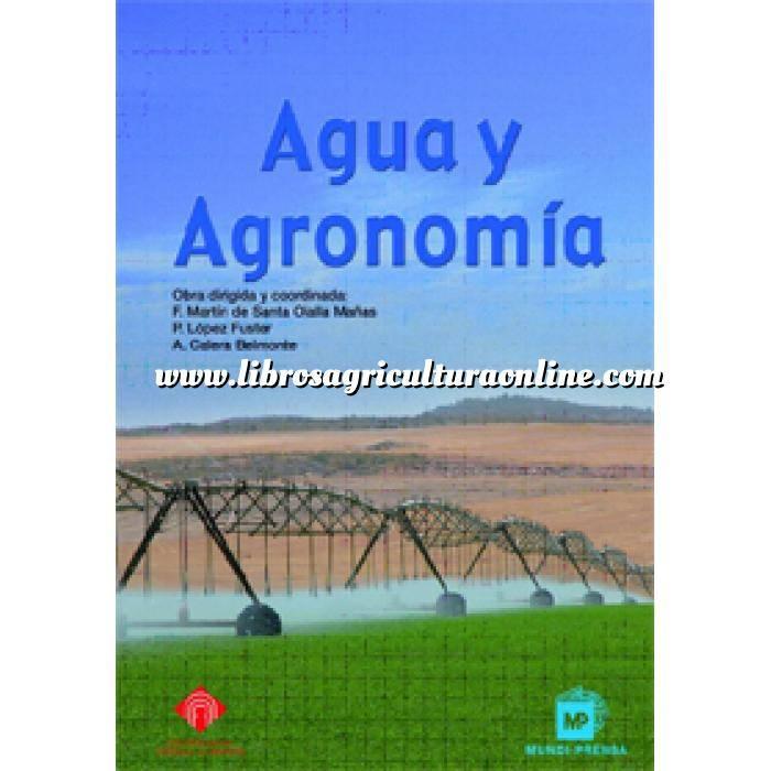 Imagen Cultivos Industriales Agua y Agronomía