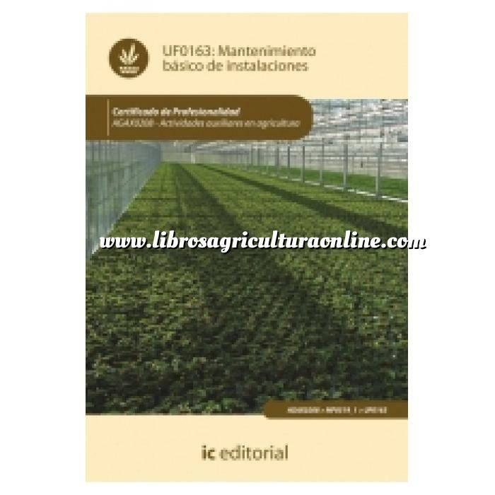 Imagen Cultivos Industriales Mantenimiento básico de instalaciones