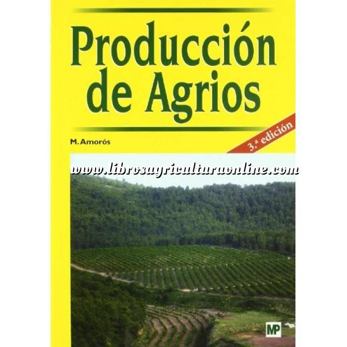 Imagen Cultivos Industriales Producción de agrios