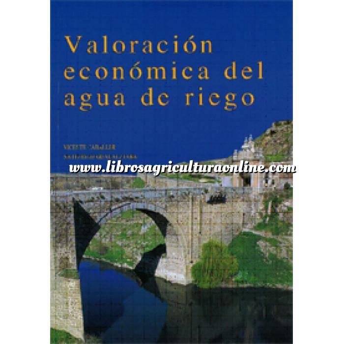 Imagen Cultivos Industriales Valoración económica del agua de riego