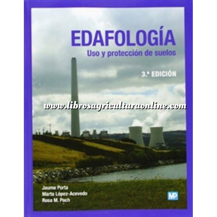 Imagen Edafologia Edafología:uso y protección de suelos