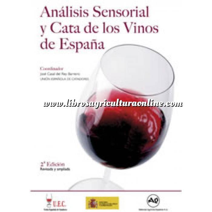 Imagen Enología Análisis sensorial y cata de los vinos de España