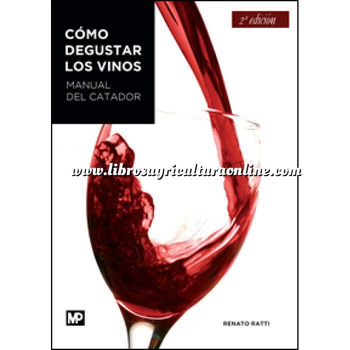 Imagen Enología Como degustar los vinos. Manual del catador.