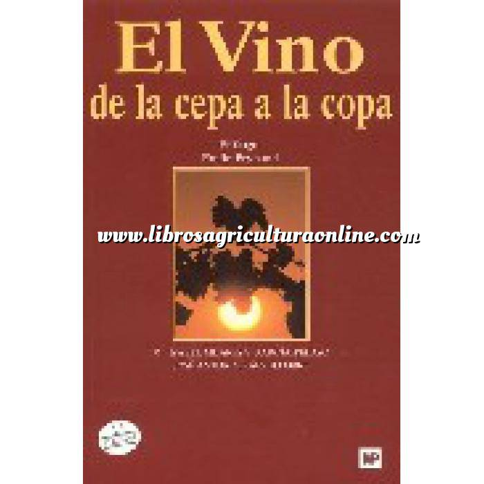 Imagen Enología El vino de la cepa a la copa