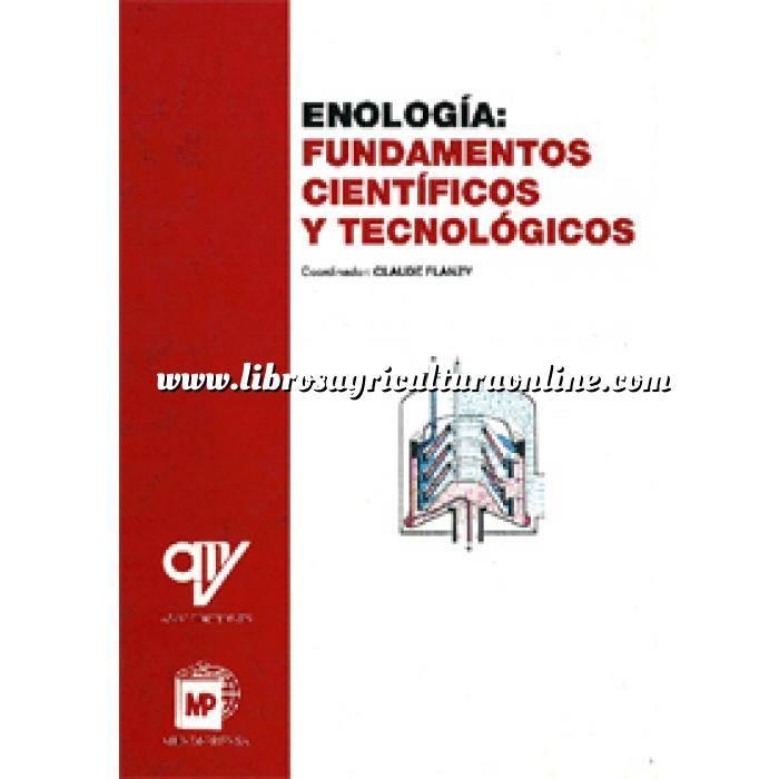 Imagen Enología Enología: Fundamentos científicos y tecnológicos