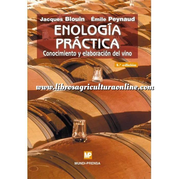 Imagen Enología Enología práctica: Conocimiento y elaboración del vino.