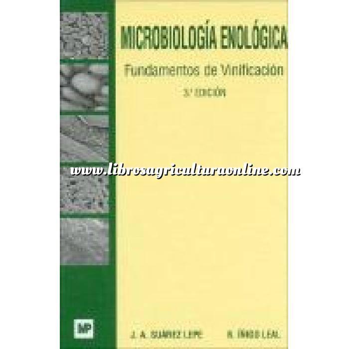 Imagen Enología Microbiología enológica. Fundamentos de vinificación