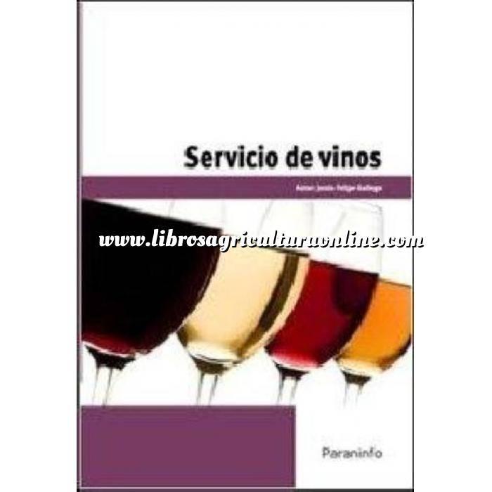Imagen Enología Servicio de vinos
