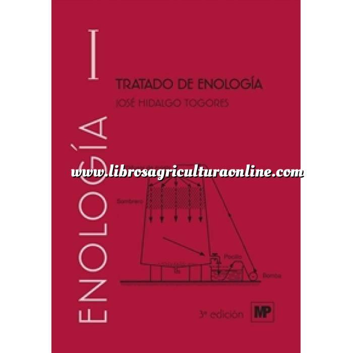 Imagen Enología Tratado de Enología
