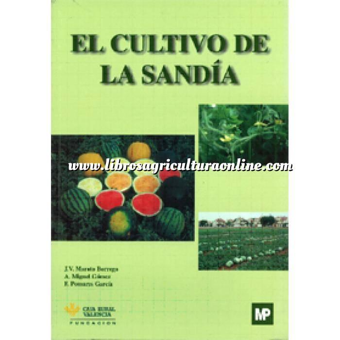 Imagen Fruticultura El cultivo de la sandía
