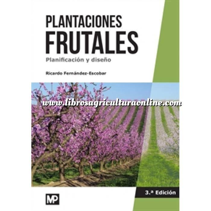 Imagen Fruticultura Plantaciones frutales. Planificación y diseño