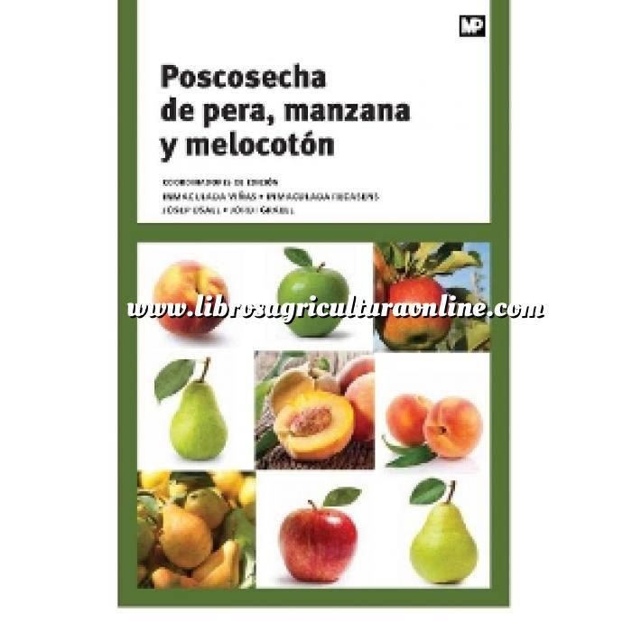 Imagen Fruticultura Poscosecha de pera, manzana y melocotón