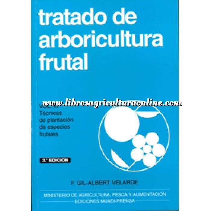 Imagen Fruticultura Tratado de arboricultura frutal, Vol. III