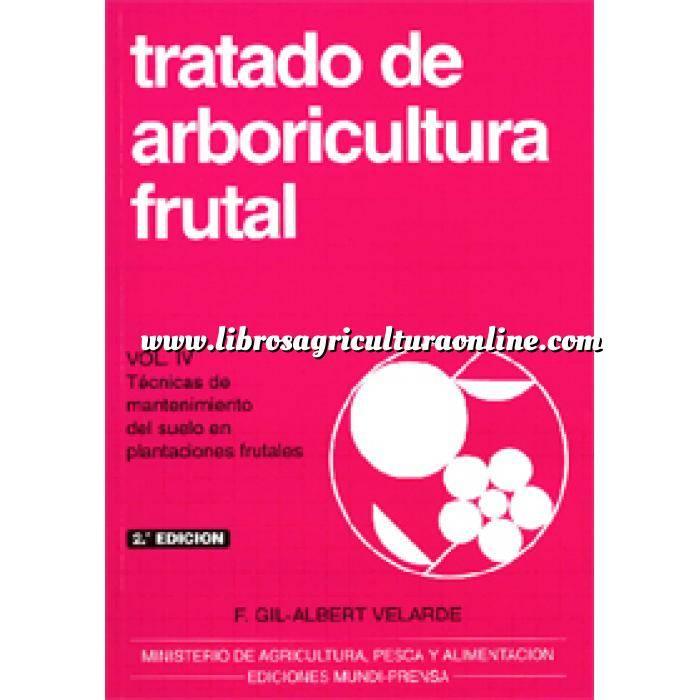 Imagen Fruticultura Tratado de arboricultura frutal. Volumen II