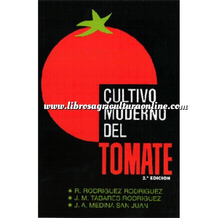 Imagen Horticultura Cultivo moderno del tomate
