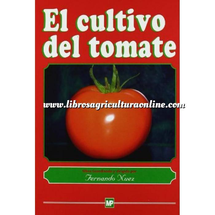 Imagen Horticultura El cultivo del tomate
