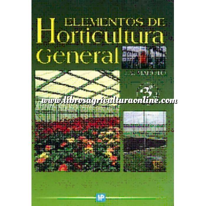 Imagen Horticultura Elementos de horticultura general