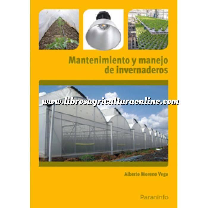 Imagen Invernaderos Mantenimiento y manejo de invernaderos