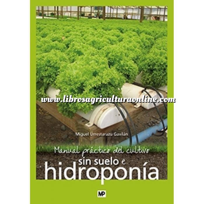 Imagen Invernaderos Manual práctico del cultivo sin suelo e hidroponía
