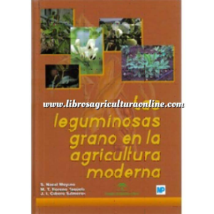 Imagen Leguminosas Las leguminosas grano en la agricultura moderna