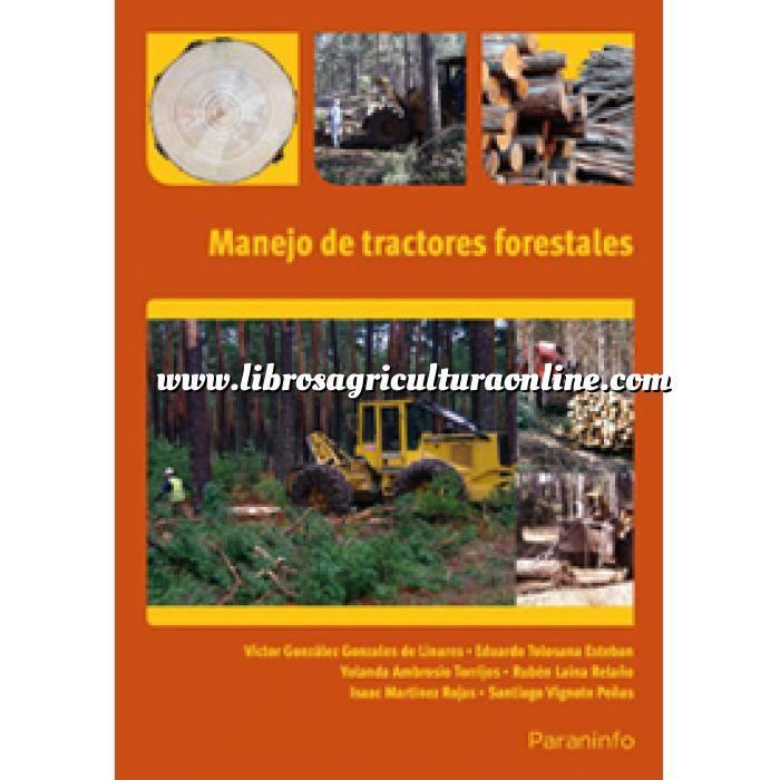 Imagen Maquinaria Agricola Manejo de los tractores forestales