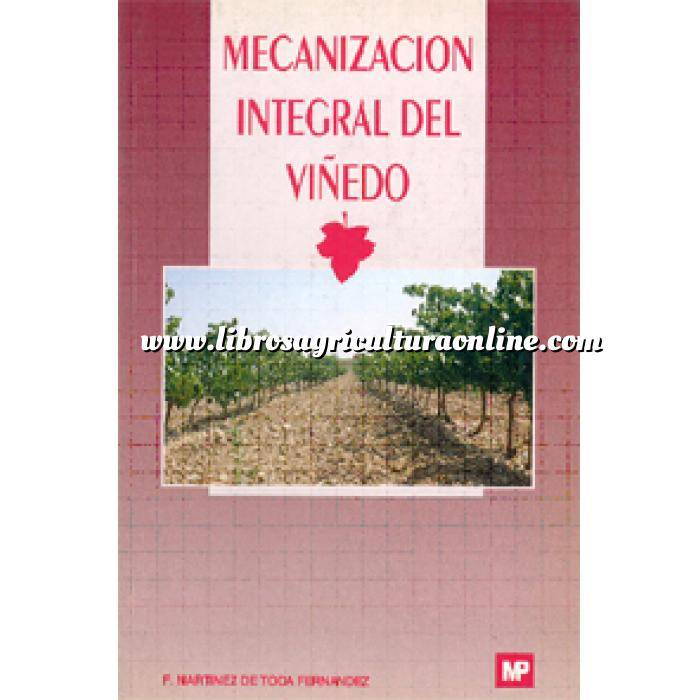 Imagen Maquinaria Agricola Mecanización integral del viñedo